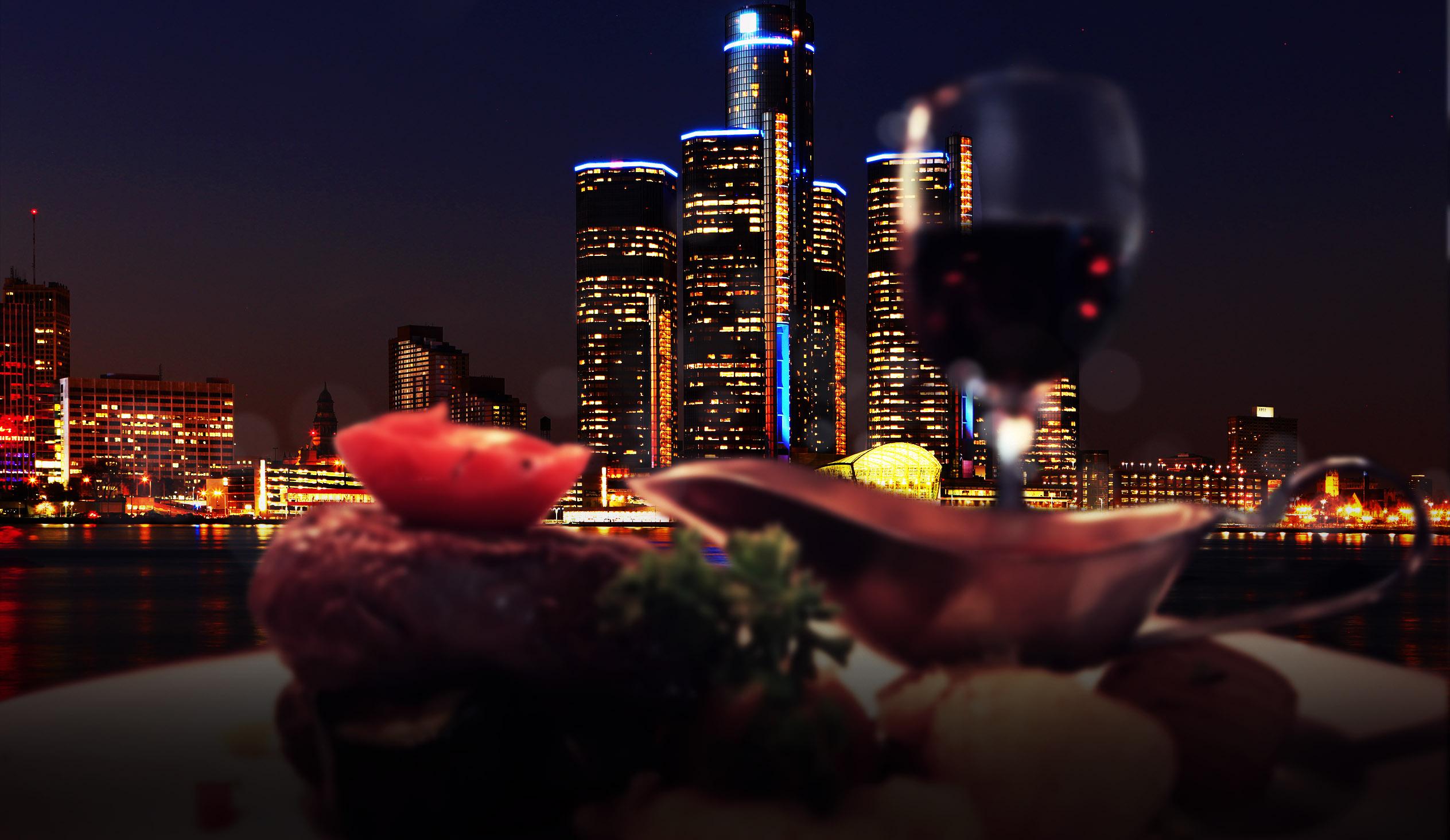 Fourteen Restaurant Sky Lounge